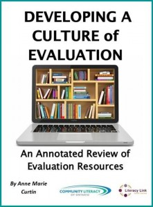 link to Culture of Evaluation resource